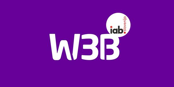 IAB Slovenija W3B