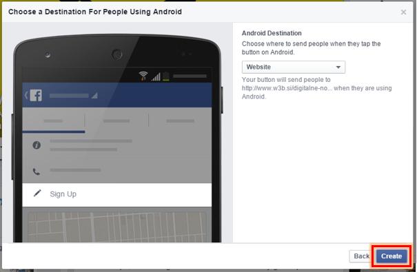 Facebook za podjetja