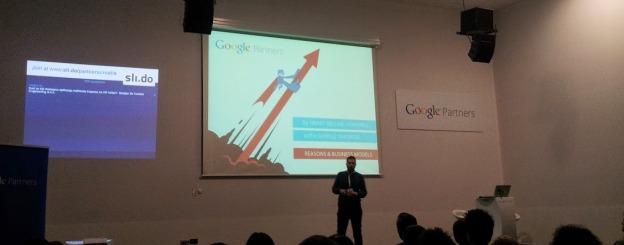W3B, Google Partners seminar