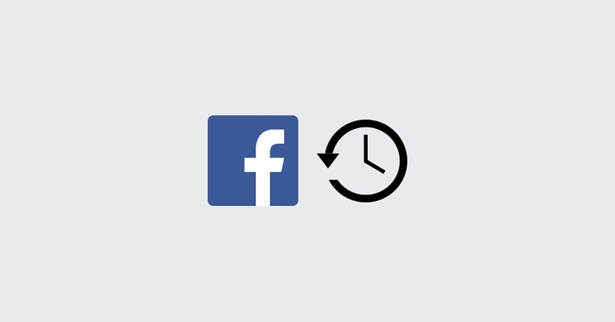 Facebook objava